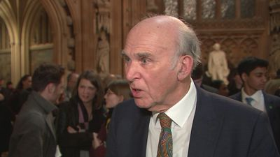 Vince Cable: Commons defeat is 'beginning of end of Brexit'