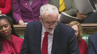 Corbyn: Vote was the largest government defeat in history