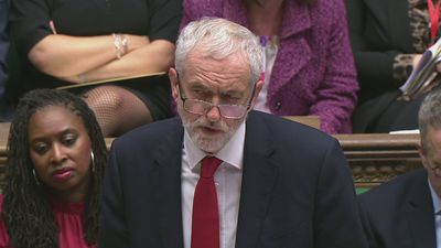 Corbyn: A general election can bring people together