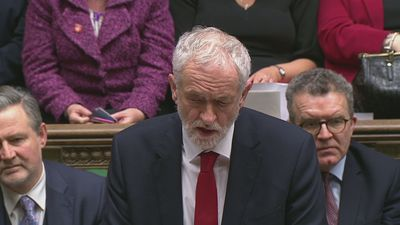 Corbyn calls for 'no deal Brexit' to be ruled out
