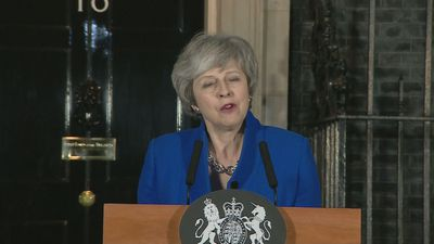 Theresa May: It's now the time to put self-interest aside