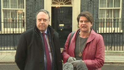 DUP want to deal with 'toxicity' of backstop