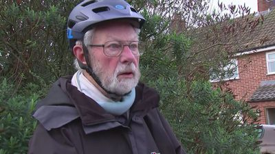 Man who helped Duke describes aftermath of crash