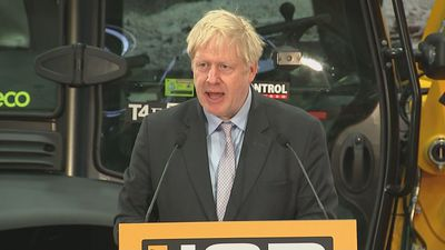 Boris Johnson: A Brexit delay would be 'shameful'