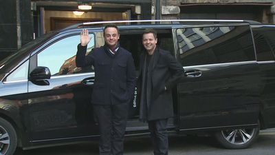 Ant and Dec reunite for Britain's Got Talent auditions