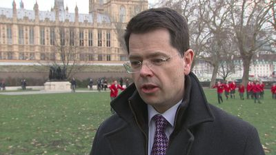 Brokenshire: PM 'determined' to see Brexit through