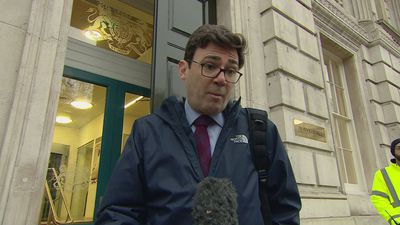Andy Burnham urges PM to 'free up parliament'