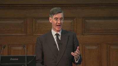 Jacob Rees-Mogg hopeful on Brexit as clock ticks