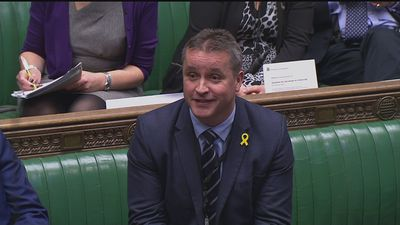 Barclay jokes about SNP