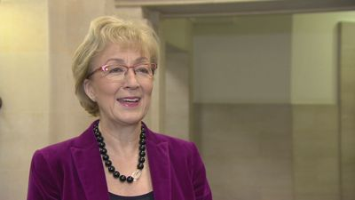 Leadsom: no deal 'cannot' be taken off the table