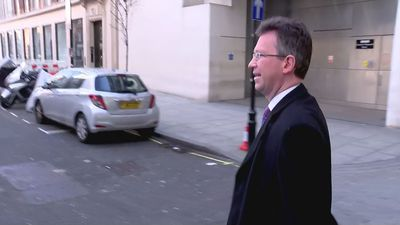 Jeremy Wright avoids question on Trump's IS comments
