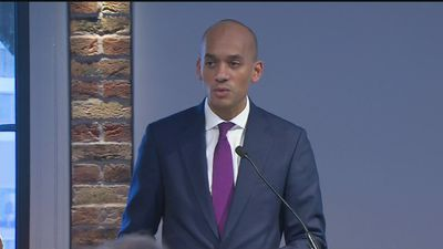 Umunna: Established parties fail to make fundemental change