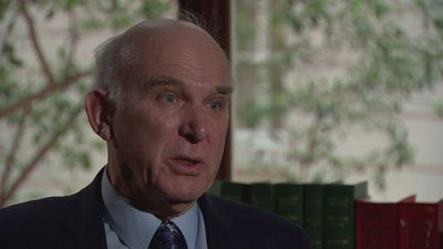 Vince Cable: Resignations of Labour MPs were 'courageous'