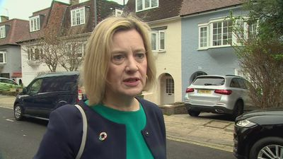 Amber Rudd: 'Sad to have lost good, committed colleagues'