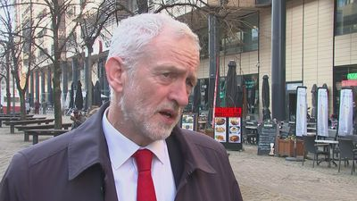 Jeremy Corbyn: Shamima Begum 'needs support' back in UK