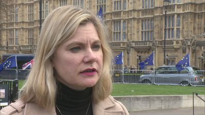 Justine Greening on Conservative Party resignations