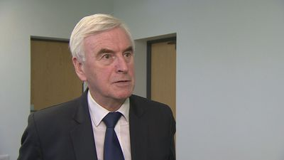 John McDonnell is 'disappointed' by Labour resignations