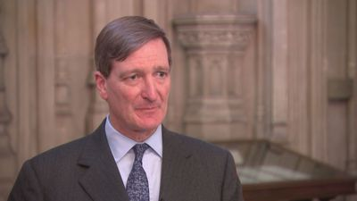 Dominic Grieve: 'I have no desire to go anywhere else'
