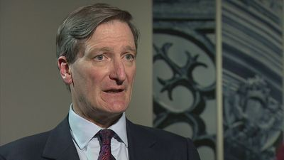 Grieve: May acting as 'battering ram' with Brexit deal