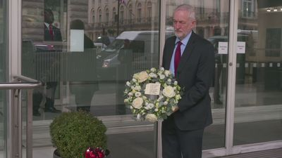 Corbyn calls for respect after New Zealand attack