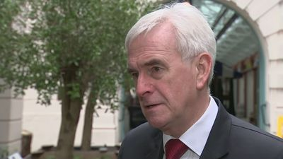 McDonnell calls for Grayling to be sacked