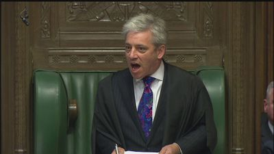 'Order, order!': The very best of John Bercow