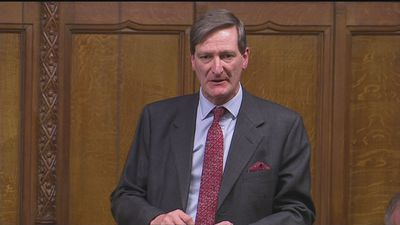 Former minister says he is 'ashamed' to be in the Tory Party