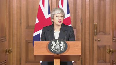 May 'not prepared' to delay Brexit beyond June