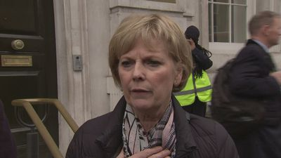 Anna Soubry: I cannot go home this weekend, I am not safe