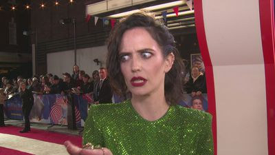 Eva Green was terrified of horses on set of Dumbo!