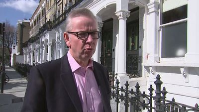 Gove: Not time to change captain of ship