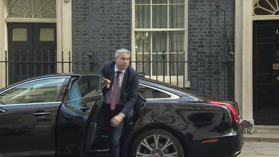 Ministers arrive in Downing Street for Cabinet meeting