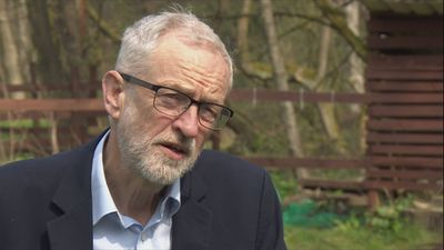 Corbyn says government cuts are contributing to knife crime