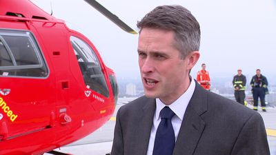 Gavin Williamson: Brexit 'cannot be negotiated away'