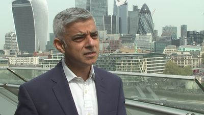 Khan: Climate protest has been hugely disruptive to London