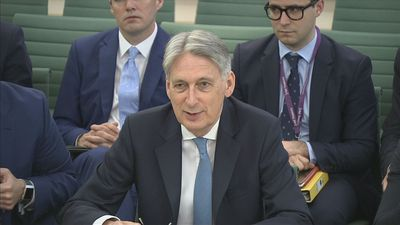 Philip Hammond on appointing next Bank of England governor