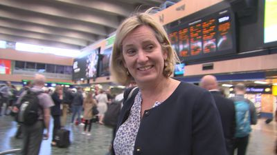 Rudd 'not surprised' Boris wants to be next PM