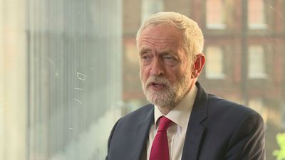 Corbyn says Labour will not support May's new Brexit deal