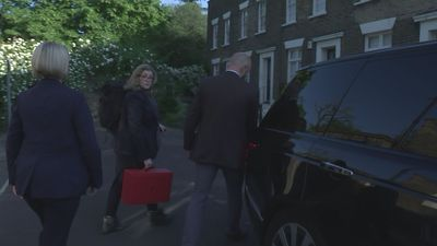 Penny Mordaunt remains silent on leadership ambition