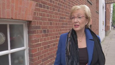 Andrea Leadsom says she is 'feeling confident' about ballot