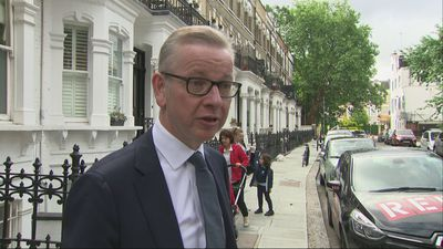 Gove: I'm looking forward to the next round