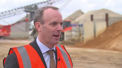 Raab: I'm the underdog fighting for the underdog