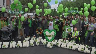 Grenfell 2 year anniversary tributes