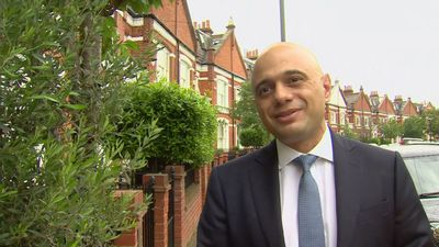 Sajid Javid refuses to step down from leadership race