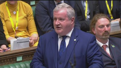 PMQs: Ian Blackford accuses Boris Johnson of being 'racist'