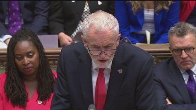 PMQs: Corbyn grills May on 'Grenfell-style' cladding