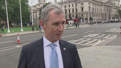 Nigel Evans: Leadership race 'now a battle for second place'