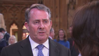 Liam Fox says Jeremy Hunt is 'showing steady progress'