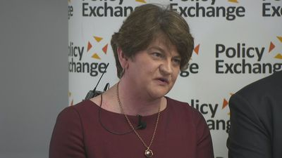 Foster: 'Looking forward to working with whoever is next PM'