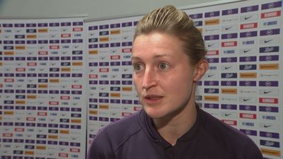 Ellen White says winning the Golden Boot is not a priroity